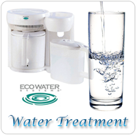 Ecowater Water Treatment Products